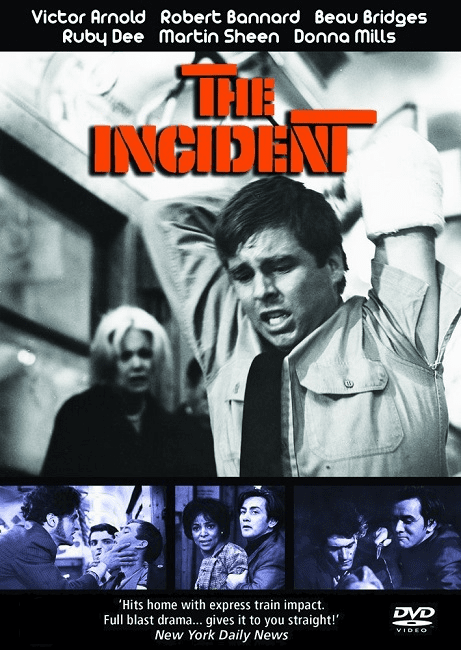 The Incident 1967 on DVD