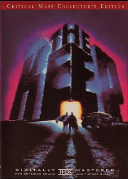 The Keep 1983 on DVD