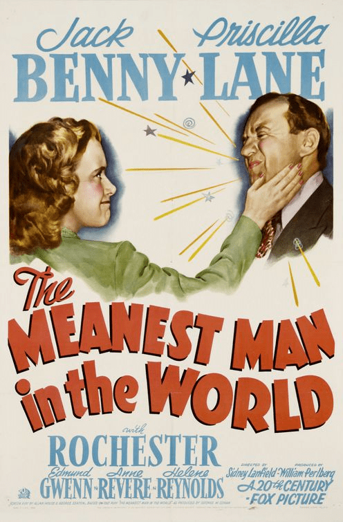 The Meanest Man in the World 1943 on DVD