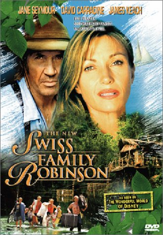 The New Swiss Family Robinson 1998 on DVD