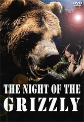 The Night of the Grizzly 1966 on DVD