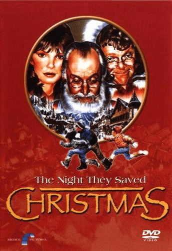 Night They Saved Christmas Dvd