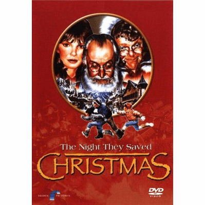 The Night They Saved Christmas 1984 on DVD