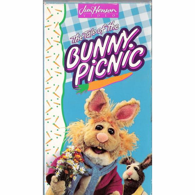 The Tale of the Bunny Picnic 1986 on DVD