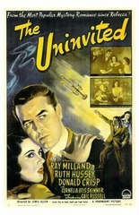 The Uninvited 1944 on DVD