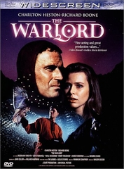 The War Lord 1965 on DVD
