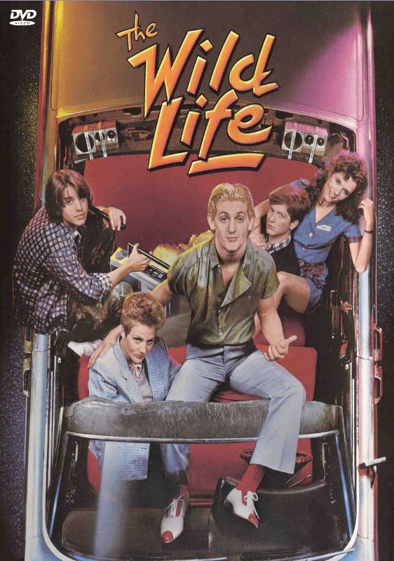 The Wild Life 1984 on DVD