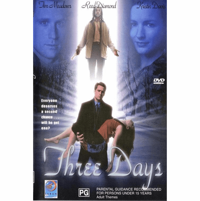 Three Days 2001 on DVD