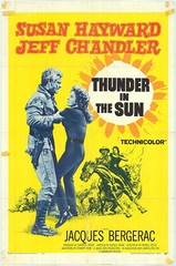 Thunder in the Sun 1959 on DVD