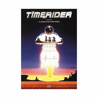 Timerider 1982 on DVD