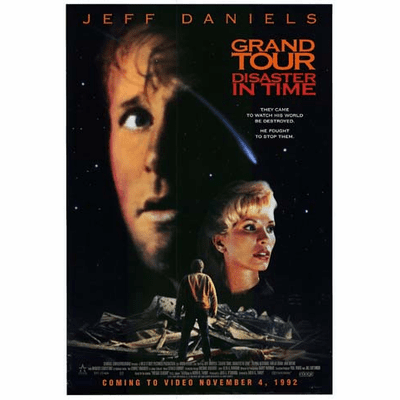 Timescape (aka Grand Tour: Disaster in Time) 1992 on DVD