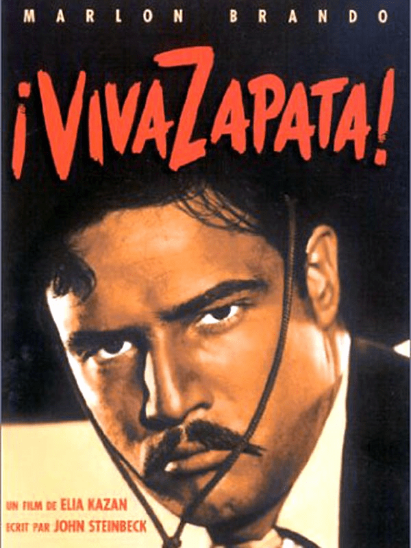 Viva Zapata! 1952 on DVD