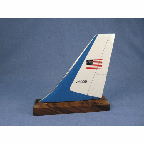 Air Force One Logo Tail