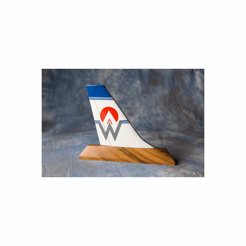 America West Airlines Logo tails