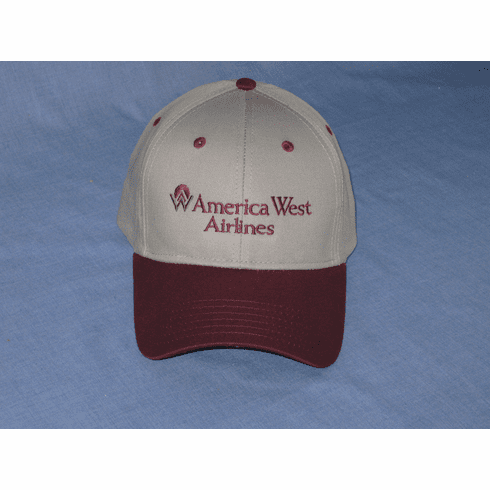 America West Baseball Cap
