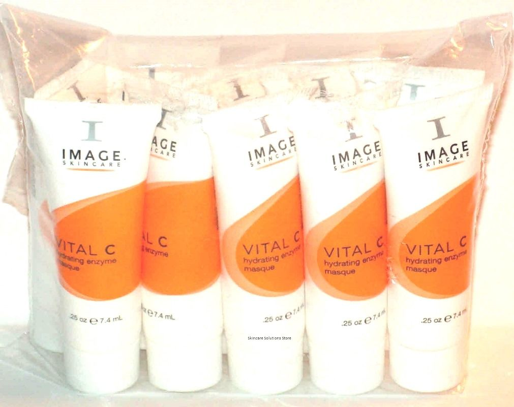 Image Skincare Vital C Hydrating Enzyme Masque 5 Samples