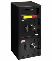 American Security DSF3214 Double Door Depository Safe