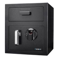 Barska Biometric Drop Safe AX13108