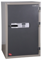 Hollon HS-1200E 2 Hour Fireproof Office Safe