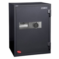 Hollon HS-880E 2 Hour Fireproof Office Safe