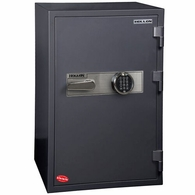 Hollon HS-1000E 2 Hour Fireproof Office Safe Refurbished