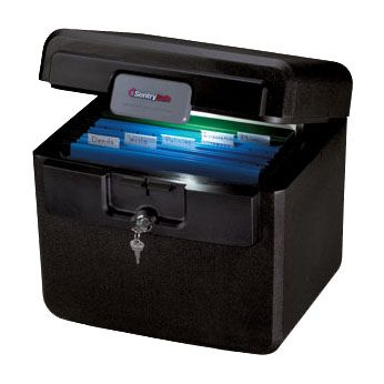 SentrySafe Fire Chest 4100