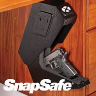 SnapSafe Handgun Safes