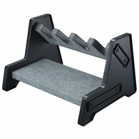 Stack-On Deluxe 4 Position Pistol Rack SPAPR-1504