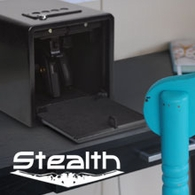 Stealth Tactical Handgun Safes