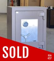 Used AMSEC CE-2518 TL-15 High Security Safe