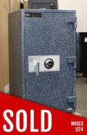 Used BF 3416 Amsec Fire and Burglary home safe