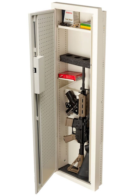 Closet Vault Ii 3 Point Locking Mechanism