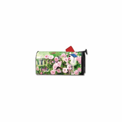 Floral Mailbox cover