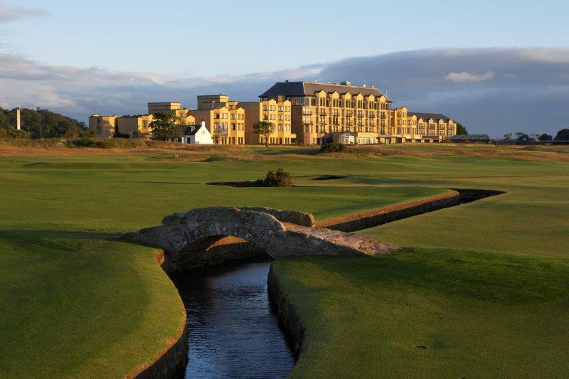 Kohler At Home at The Old Course Hotel