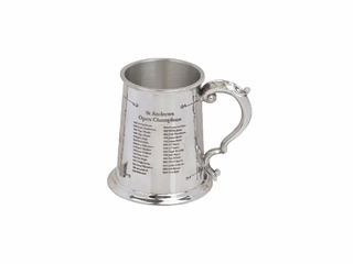 OLD COURSE TANKARD