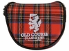 Old Course Tartan Mallet Head Cover