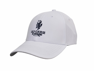 Old Course White Tech Cap
