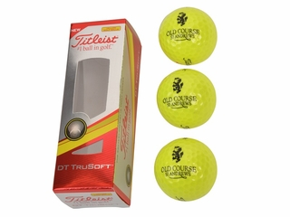 Titleist Trusoft Yellow Ball