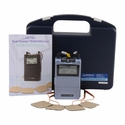 LGMedSupply TENS Unit and Muscle Stimulator Combo System