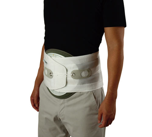 INCREDIBLE!! ASPEN QuickDraw Back Brace with FREE TENS Unit Included