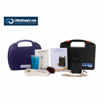 (SPECIAL PRICE WHILE SUPPLIES LAST) LGMedSupply Analog TENS Unit and Ultrasound Complete Kit