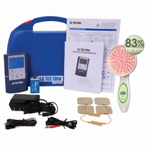 LG-TEC ELITE TENS/EMS/Deep Penetrating Light Therapy Combo (LG-ALLIANCE)