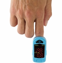 NEW PRODUCT - Finger Pulse Rater Meter (Oximeter)