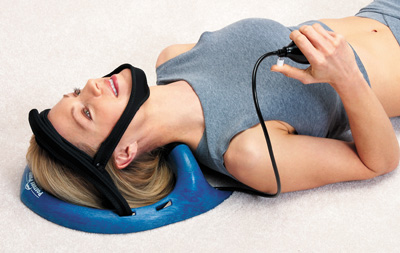 Posture Pump Disk Decompression Cervical Spine Trainer