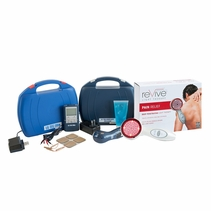 TRIPLE THREAT TENS/Muscle Stimulator Combo, PRO SERIES Ultrasound, Deep Penetrating Light Therapy System