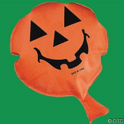 Pumpkin Whoopee Cushion