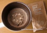 Starbuck's Hot Cocoa Packet