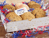 Treats for Our Troops Cookie Package