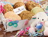 Welcome New Baby Cookie Package