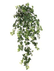 """29"""" Artificial Lace Ivy Hanging Silk Plants with 436 Leaves - 1 Dozen"""